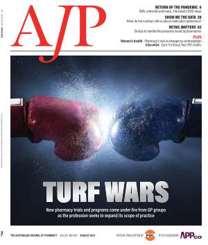 Australian Journal of Pharmacy